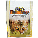 Lifes Abundance cat food